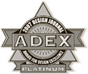 ADEX AWARD for Design Excellence